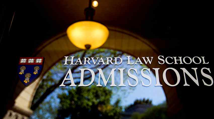 Hardward Law admission