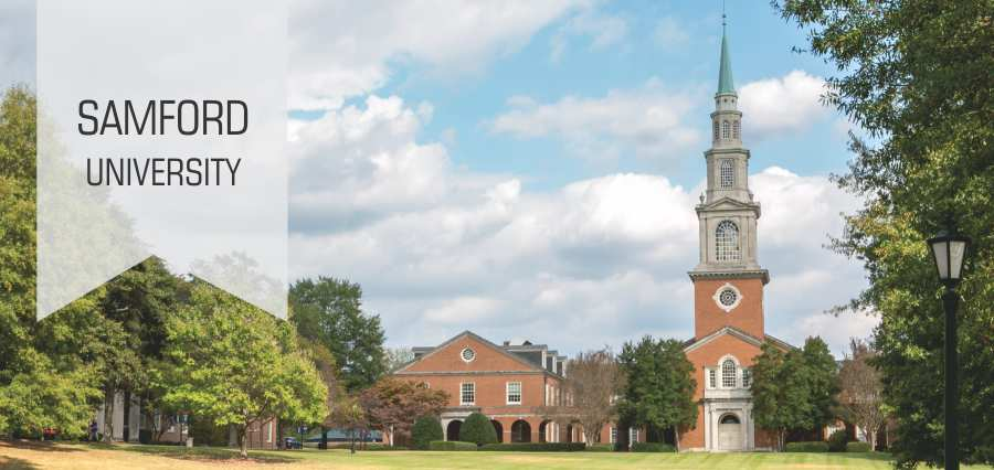 SAMFORD UNIVERSITY-Theknowledgereview