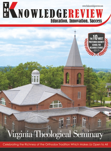 Cover Page - The 10 Most Preferred Divinity Schools for Religious Studies 2017 December 2017 - TheKnowledgeReview