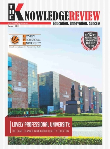 Cover Page - The 10 Best Mass and Media Communication Institution 2018 - The Knowledge Review