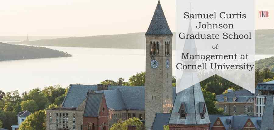 Samuel Curtis Johnson Graduate School of Management at