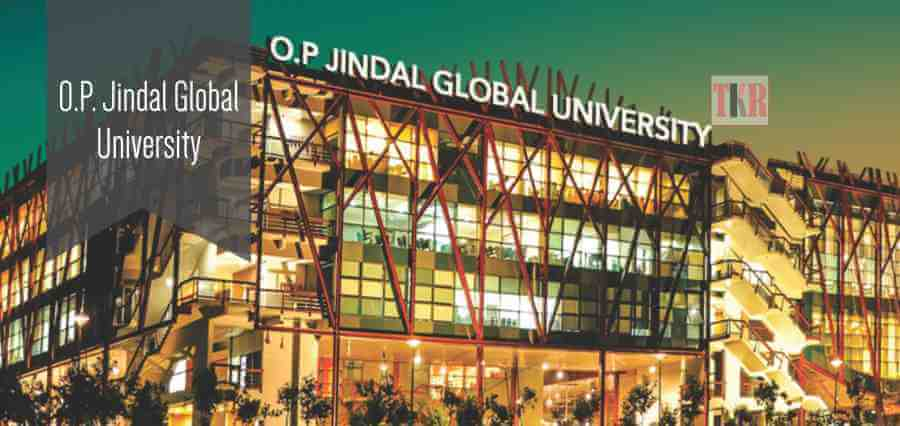 O.P. Jindal Global University in India