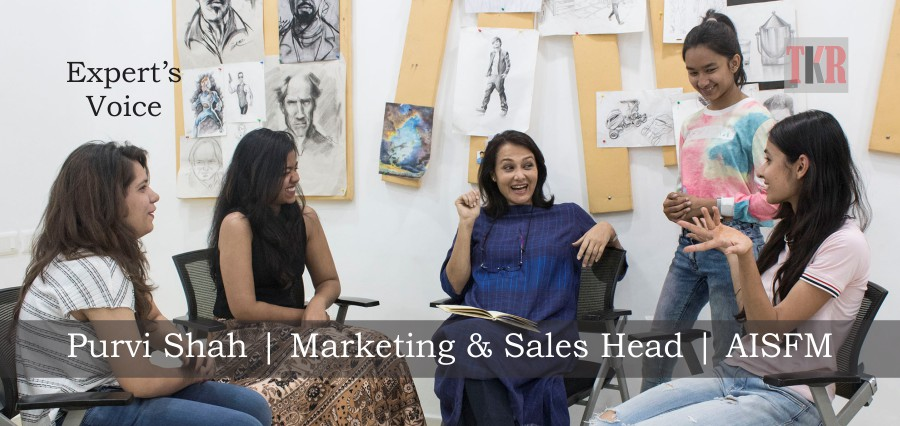 Purvi Shaha | Marketing & Sales Head | AISFM - The Knowledge Review