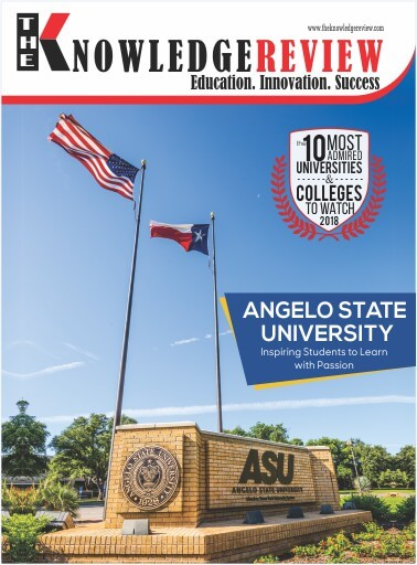 Cover Page - The 10 Most Admired Universities and Colleges to Watch 2018 - The Knowledge Review