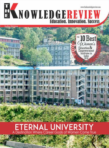 Cover Page - The 10 Best Women's Education and Empowerment Institutes in India 2018 - The Knowledge Review