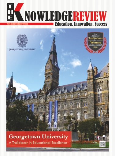Cover Page - The Admired Institution for Women Empowerment 2018 - The Knowledge Review