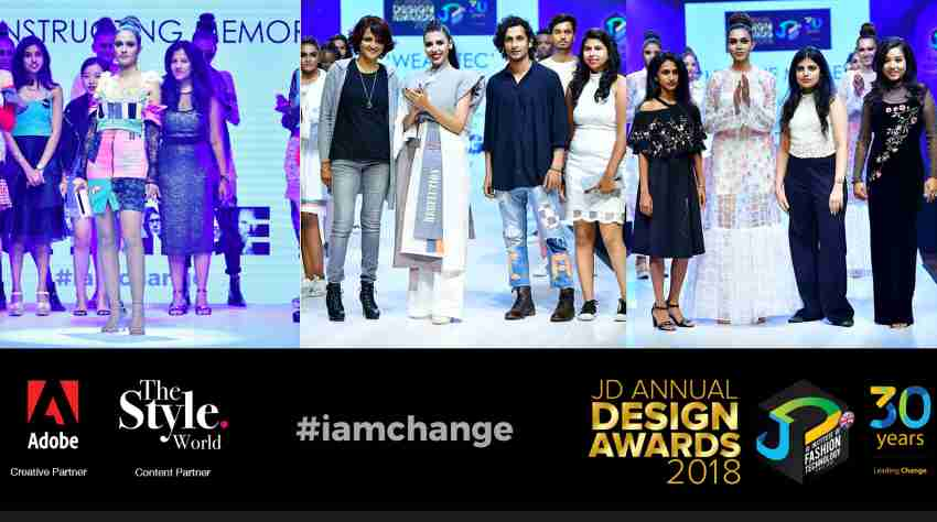 Jd Institute Of Fashion Technology Bangalore Announces The Celebration Of The Jd Annual Design Awards 2018