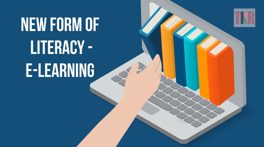 New Form of Literacy E-Learning | The Knowledge Review