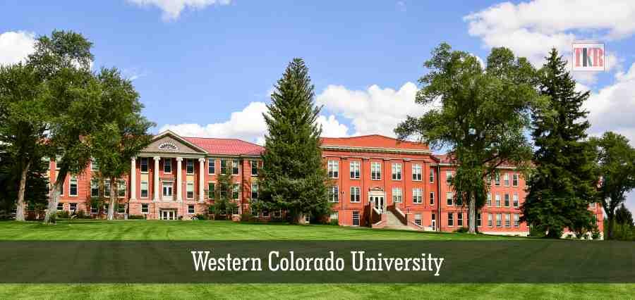 Western Colorado University >> Western Colorado University An Abode Of Arts Education