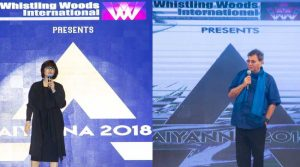 Whistling Woods International School Graduation Fashion Show - Aiyanna 2018 | The Knowledge Review