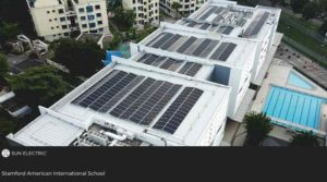 Stamford American International School | Green with Solar | Insights Success