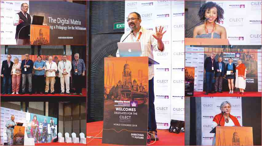 Whistling Woods International Cilect World Congress 2018 To A Successful Conclusion In Mumbai