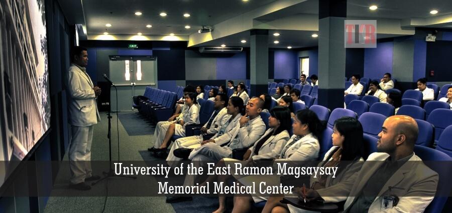 University of the East Ramon Magsaysay Memorial Medical