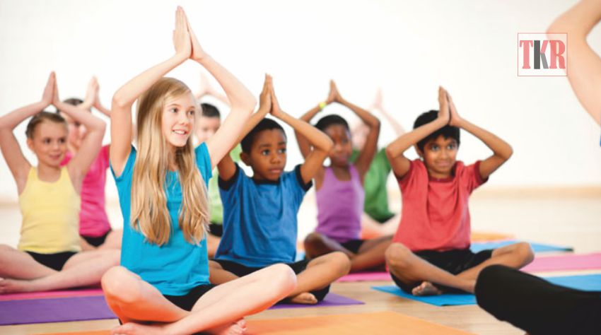 Yoga for the Young | The knowledge review