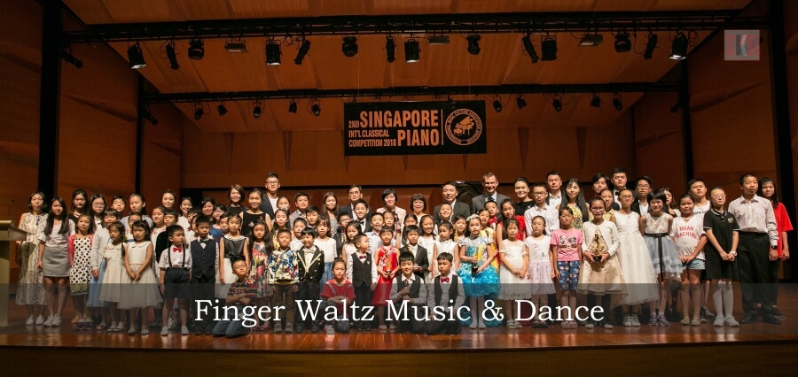 Finger Waltz Music & Dance:Empowering the Musical Maestros
