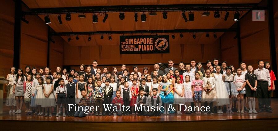 Finger Waltz Music & Dance:Empowering the Musical Maestros